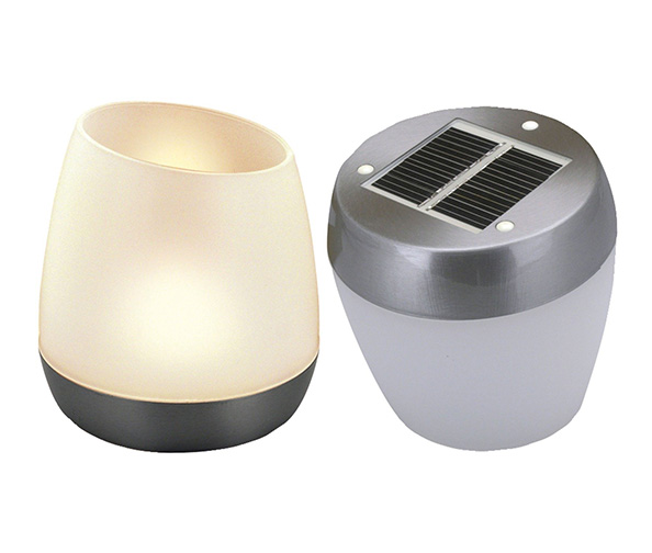 P3 Flip 'N Charge Sun-Powered Candle