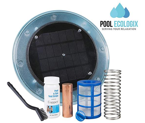 Pool Ecologix Solar Pool Ionizer