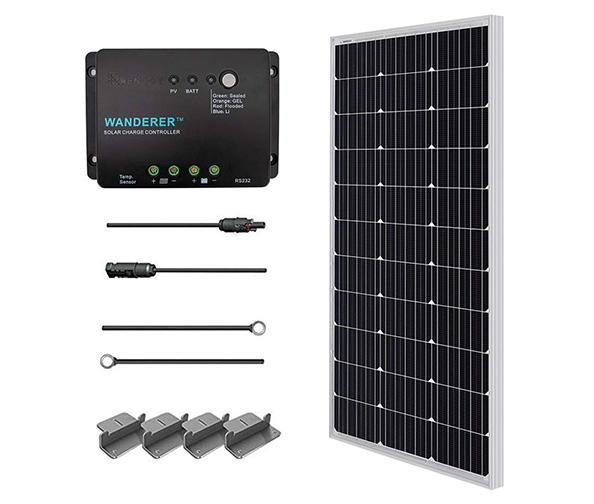 Renogy 100 Watts Solar Starter Kit