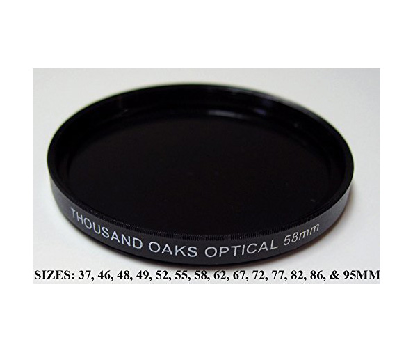 SL67-T - Threaded (SolarLite Film) Solar Filter