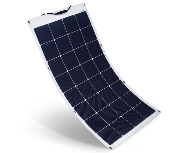 SUAOKI 100W Flexible Monocrystalline Solar Panel
