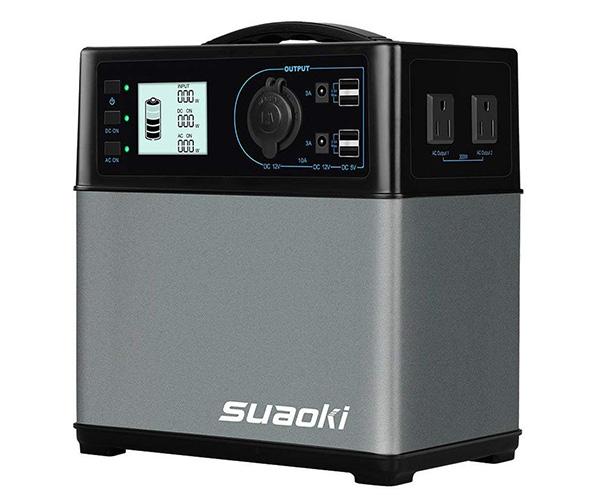 SUAOKI 400 Portable Generator