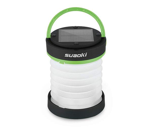SUAOKI LED Collapsible Camping Lantern