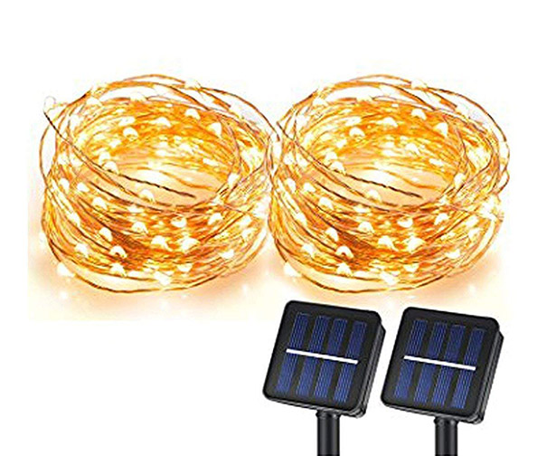 SUNLITEC 100 LEDs Starry String Lights