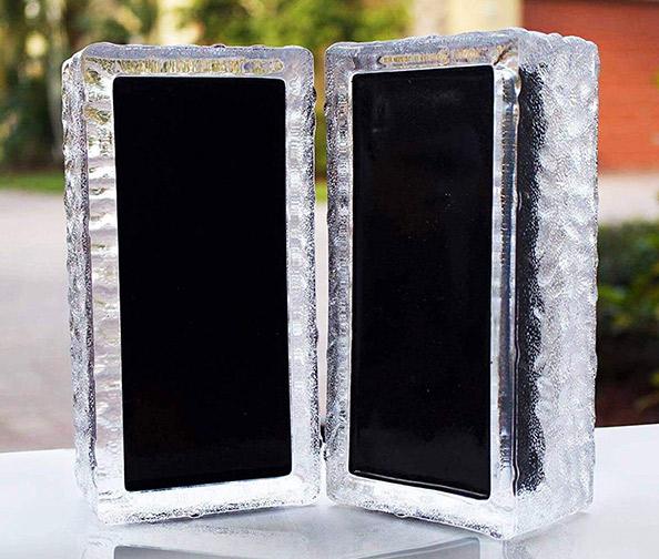 Smart Brick Solar Brick Paver Lights