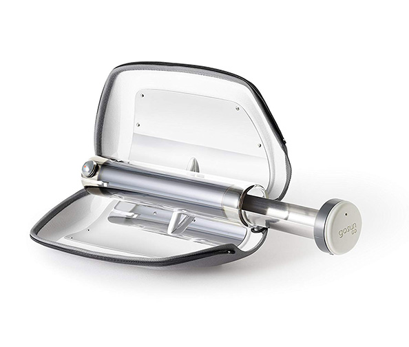 Solar Cooker and Water Boiler from GoSun