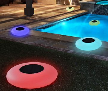 Best Floating Pool Lights Top Reviews Of 2019 Magesolar
