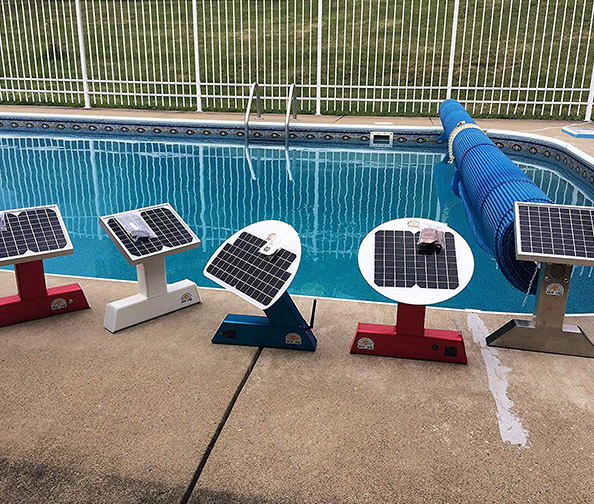 Solar Lakes Automatic Solar Blanket Reel
