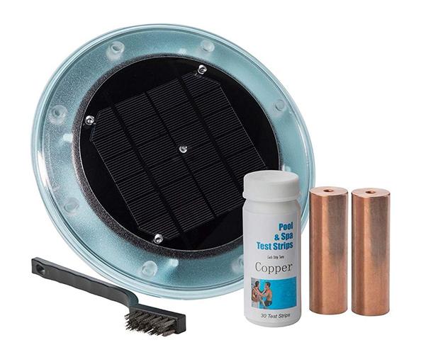 Solar Pool Ionizer by DR Global