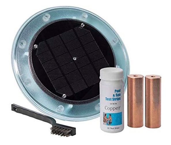 Solar Pool Ionizer by Tradeitz
