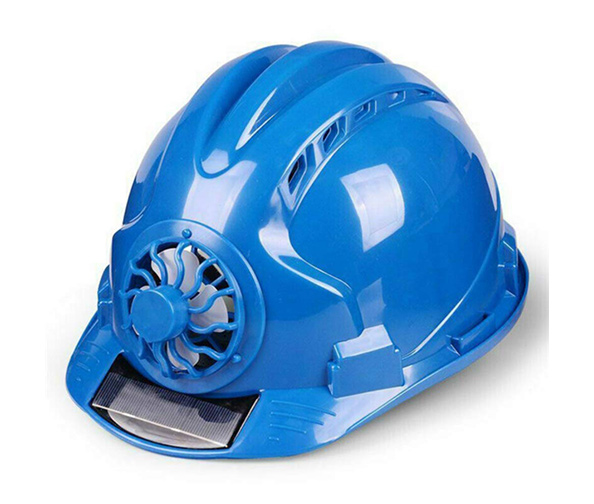 Solar Powered Cooling Hard Hat