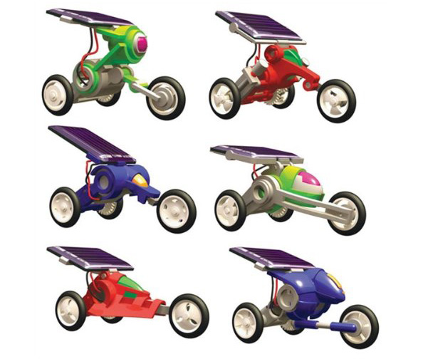 Solar Racers Singles