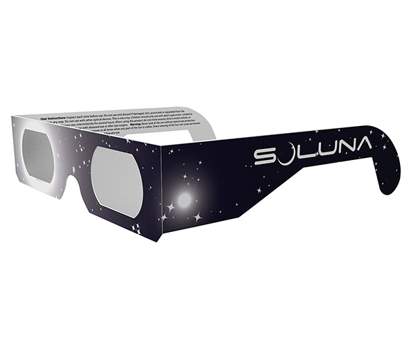 Soluna Solar Eclipse Glasses