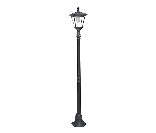 Sterno Home Outdoor Solar LED Post Light