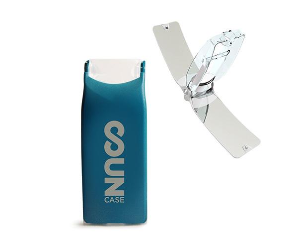 Suncase Solar Pocket Lighter