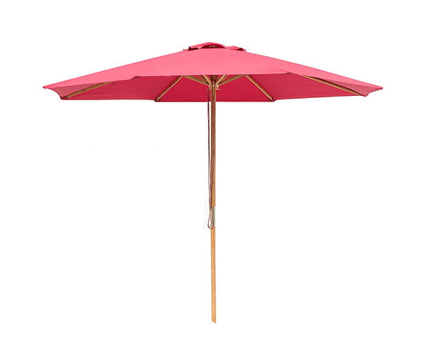 Sunnyard 9ft Solar Powered LED Umbrella