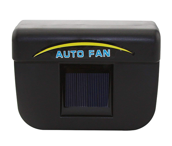 TUZECH Solar Powered Ventilation Fan