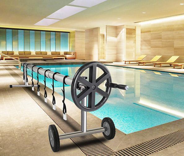 VINGLI Pool Cover Reel