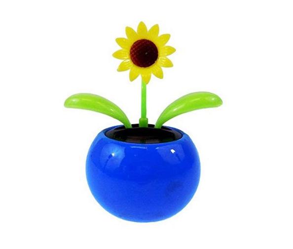 WARM FUZZY TOYS Solar Dancing Flower Toy