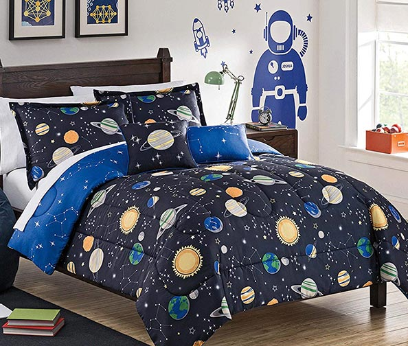 Waverly Solar System Sheets Collection