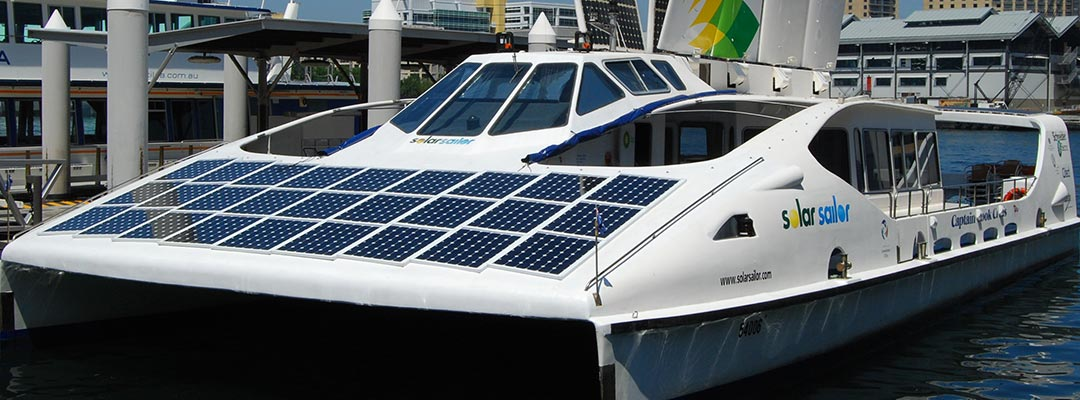 What Are Marine Solar Panels