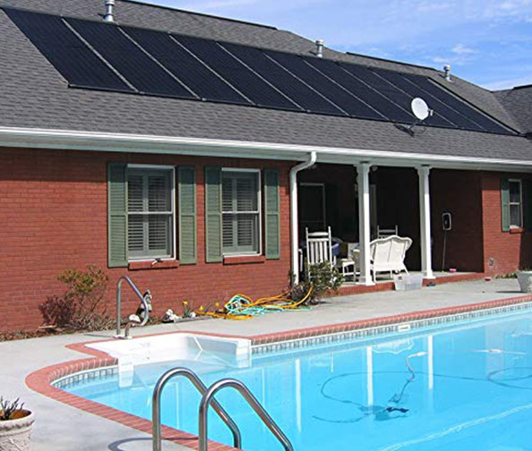 XtremepowerUS Inground/Above Ground Swimming Pool Solar Panel Heating System 28
