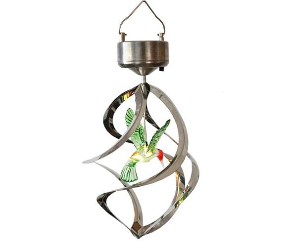 YeYo Hummingbird Solar Hummingbird Spinner