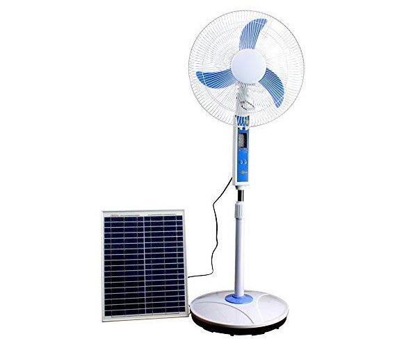 Yinglisolar Sun-Powered Fan System