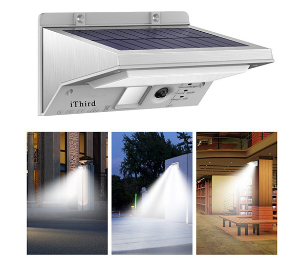iThird 3 Modes Solar Light