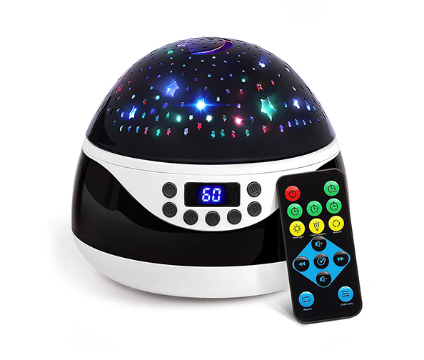 AnanBros Star Night Light Projector for Kids