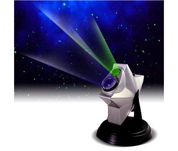 Laser Stars Twilight Projector by Gifts A Must
